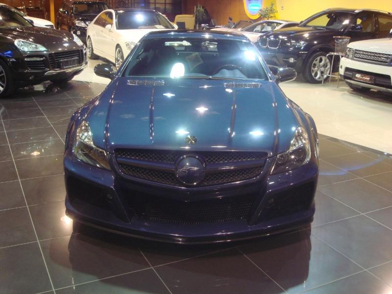 [Photos] Galerie : La Mercedes SL R230 946b0310