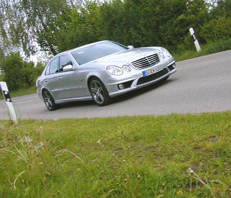 [Essai] La Mercedes E 63 AMG (W211)   957_010