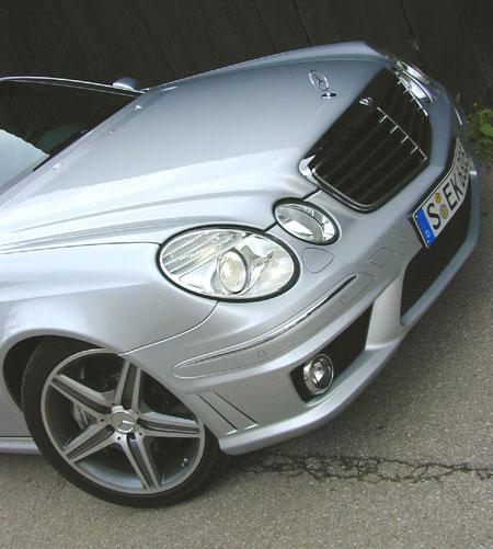 [Essai] La Mercedes E 63 AMG (W211)   957_110