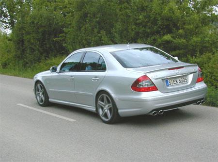 [Essai] La Mercedes E 63 AMG (W211)   957_210
