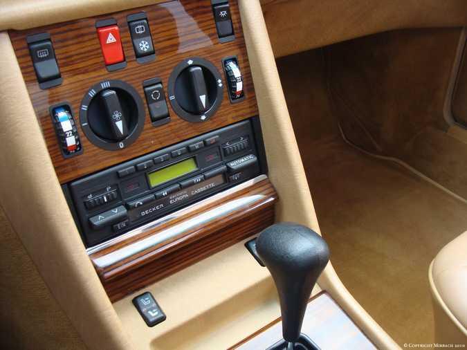 Les Mercedes 500/560 SE/SEL (W126)  9_67523