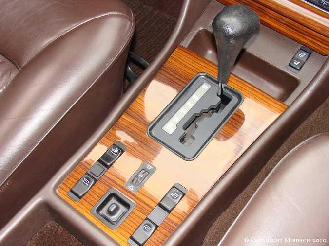 Les Mercedes 500/560 SE/SEL (W126)  9_67524