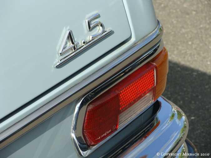 La Mercedes 250 S-SE / 280 S-SE / 300 SE (W108/W109) Berline   9_67533