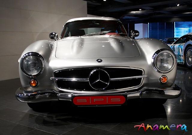 Les répliques de Mercedes A1515d10