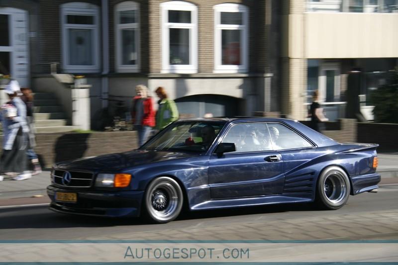 [Photos] Des W126 spéciales.... A90dbb10