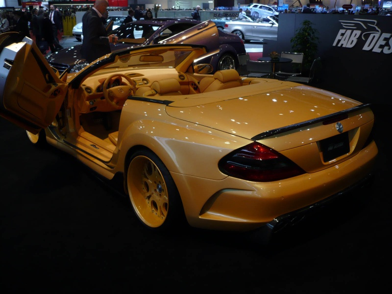 [Photos] Galerie : La Mercedes SL R230 Babddb10
