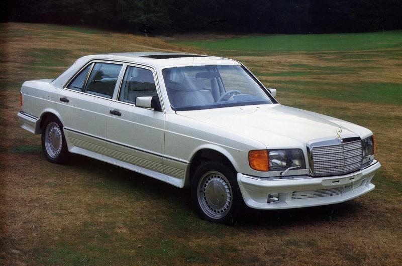 La Mercedes 560 Duchatelet Bb4c3110