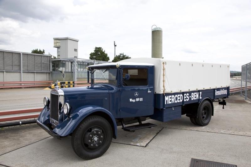 75 ans de transporteurs pour les flèches d'argent Bild1_10