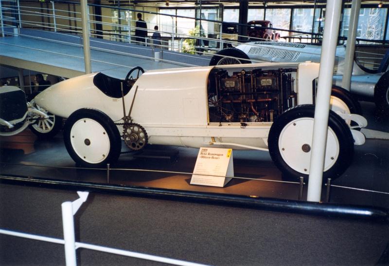 [Historique] La Blitzen-Benz 200HP 1909 Blitze28