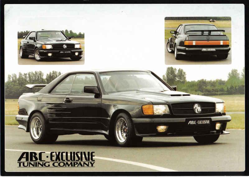 [Photos] Des W126 spéciales.... - Page 2 C0095910