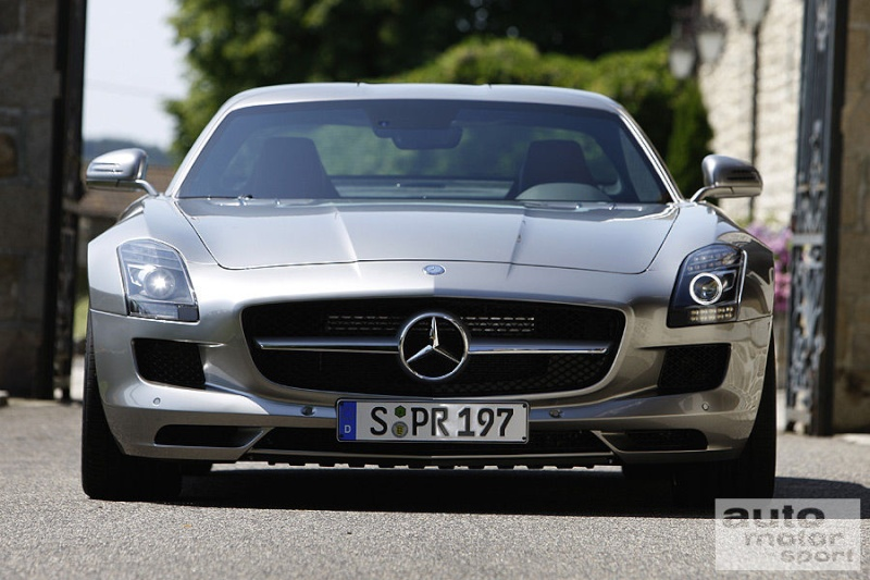 [Photos] Galerie : La Mercedes SLS C23fad10