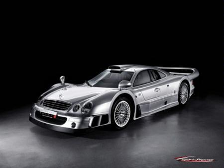 La Mercedes Benz CLK GTR 1998 Clk-gt10
