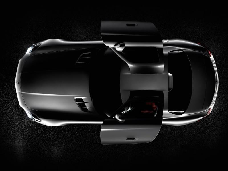 [Photos] Galerie : La Mercedes SLS D4c3d210