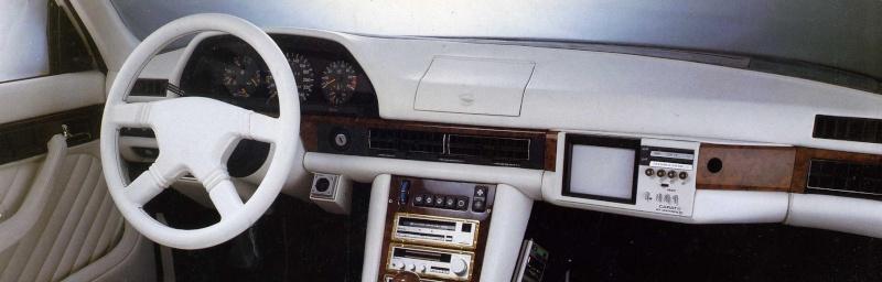 La Mercedes 560 Duchatelet D9444010