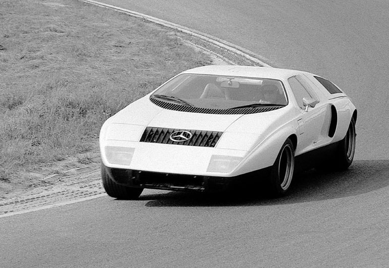 [Historique] Mercedes C 111 (1969-1979) Daa0ce10
