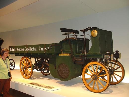Gottlieb Daimler Daiml010