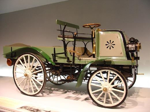 Gottlieb Daimler Daiml011