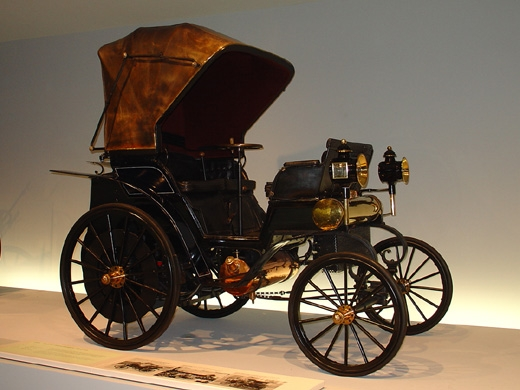Gottlieb Daimler Daiml012