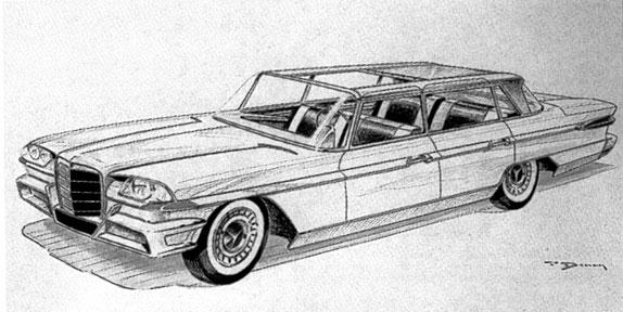 [Designer] Paul Bracq chez Mercedes-Benz  Dcpmb612
