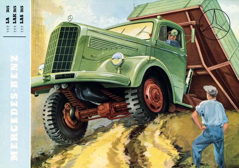 [Historique] Les Poids lourds Mercedes  Dcpmbe11