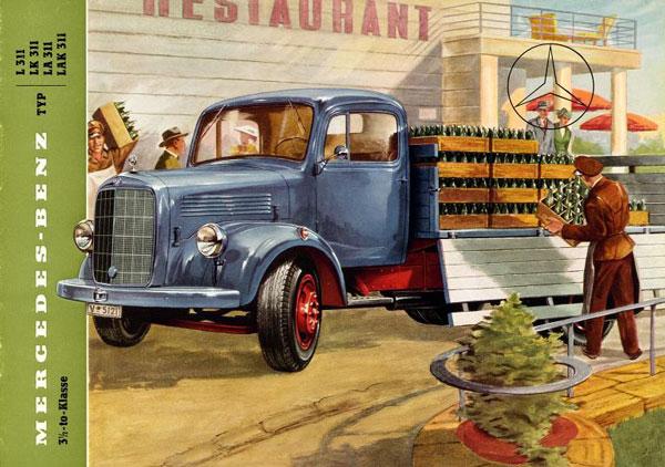 [Historique] Les Poids lourds Mercedes  Dcpmbe12