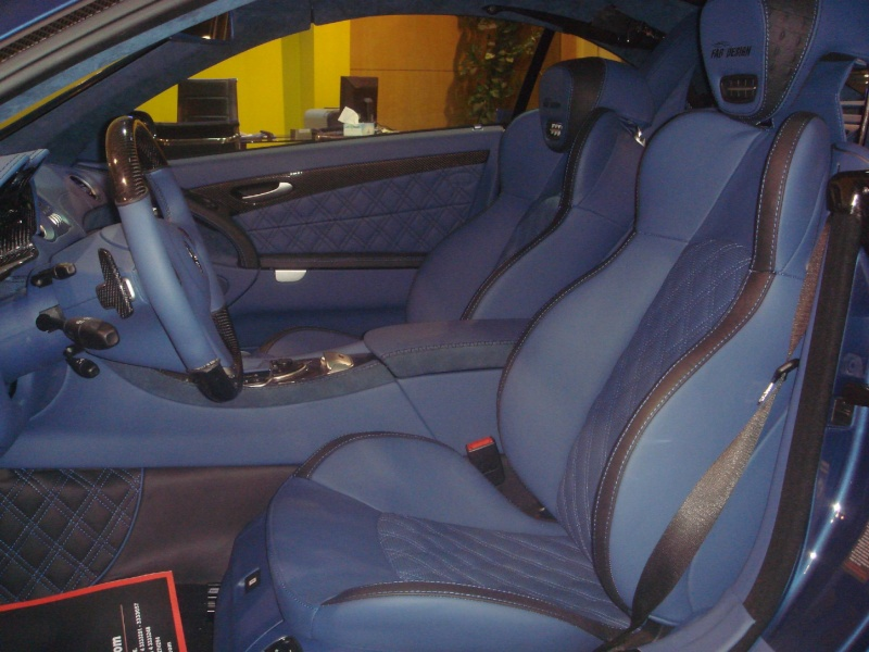 [Photos] Galerie : La Mercedes SL R230 E0374010