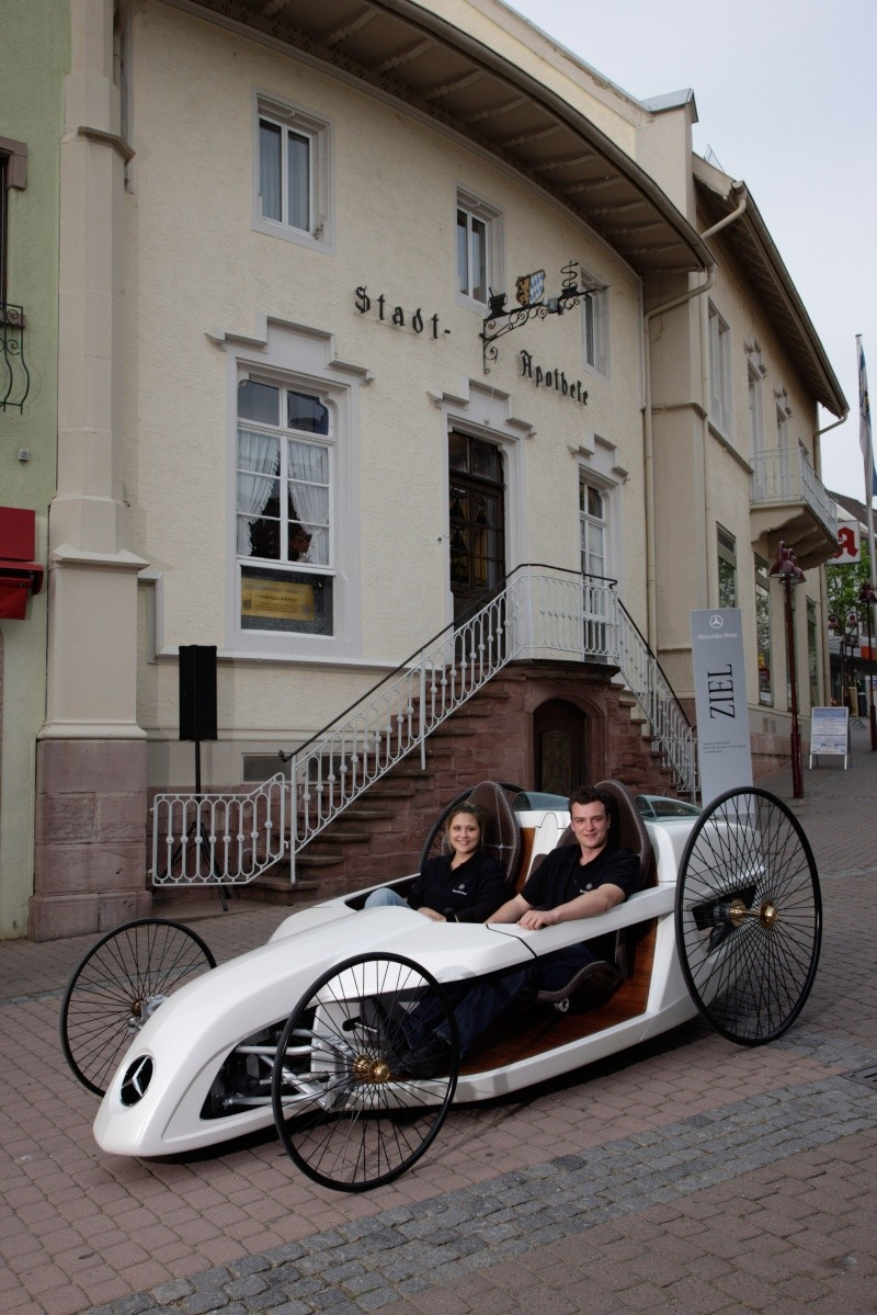 Bertha Ringer Benz F-cell12