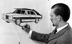 [Designer] Paul Bracq chez Mercedes-Benz  F300-512
