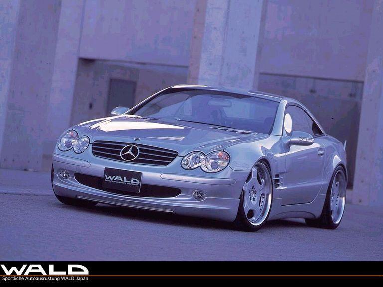 [Photos] Galerie : La Mercedes SL R230 F48koe13