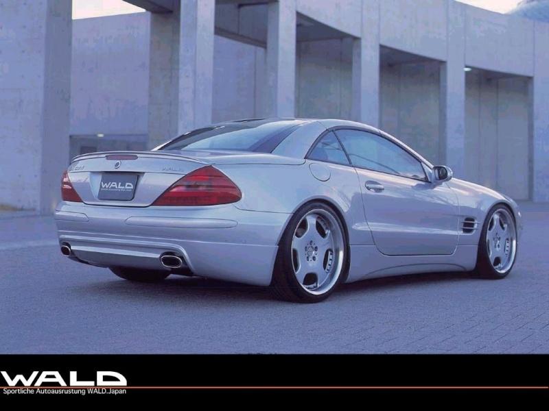 [Photos] Galerie : La Mercedes SL R230 F48koe14