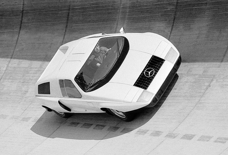 [Historique] Mercedes C 111 (1969-1979) F8302910