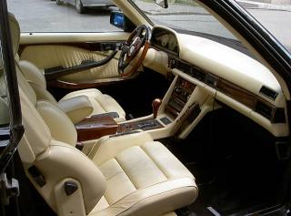 Les interieurs de W126 1980 - 1992 Ff11