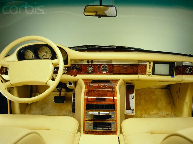 Les interieurs de W126 1980 - 1992 Image133
