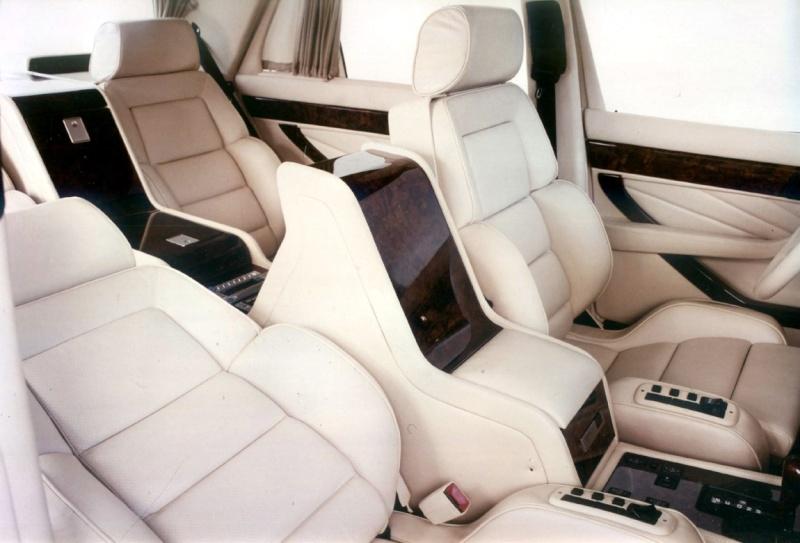 Les interieurs de W126 1980 - 1992 Image136