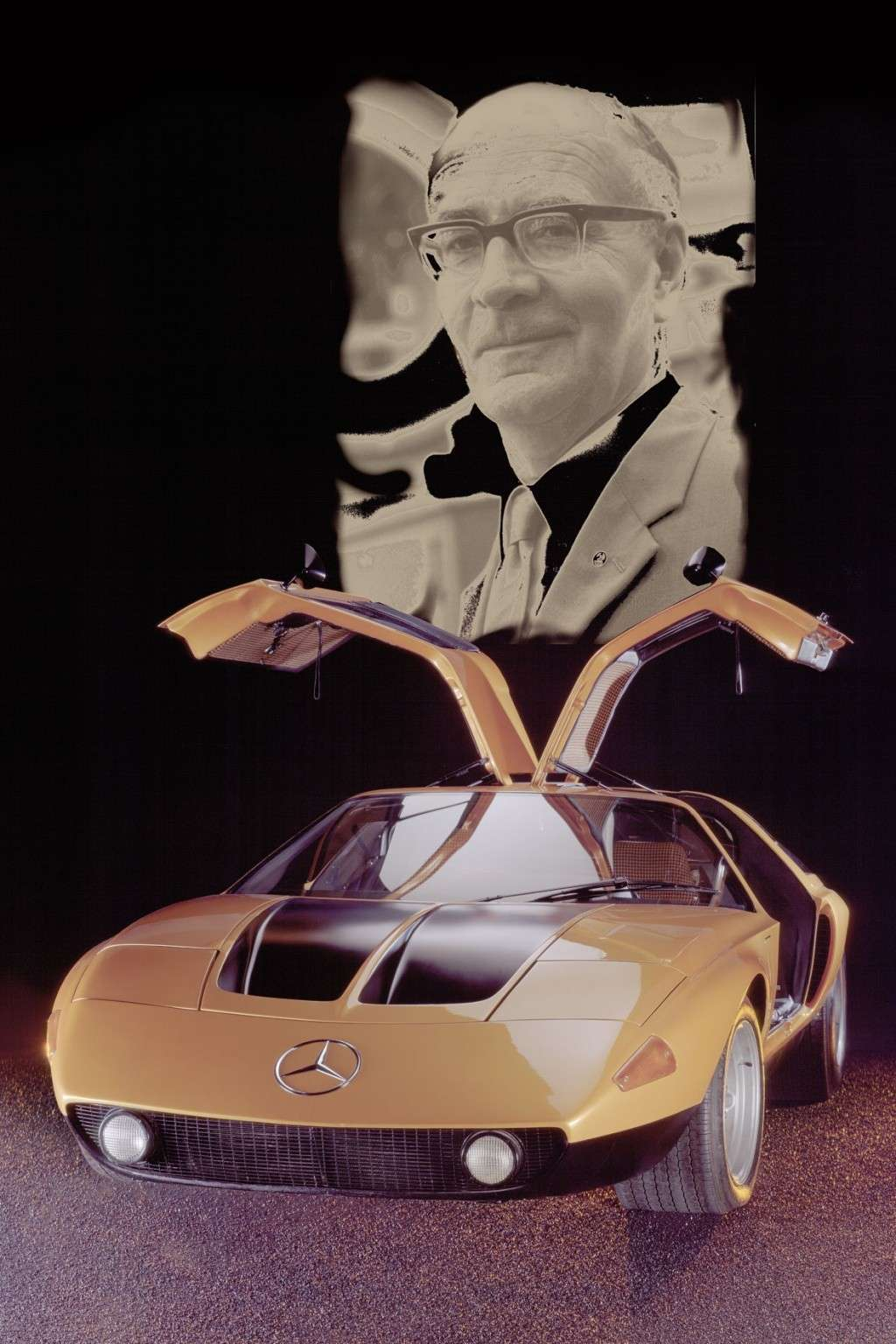[Historique] Mercedes C 111 (1969-1979) Kalper11