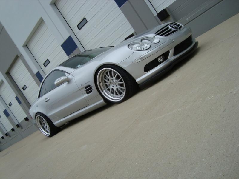 [Photos] Galerie : La Mercedes SL R230 Mailgo13