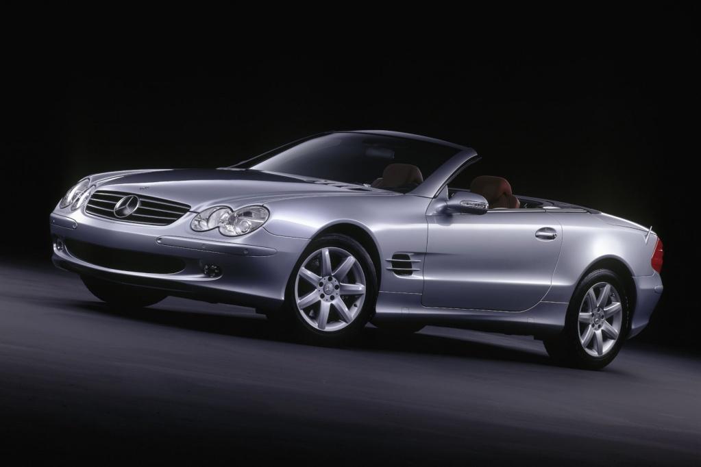 [Photos] Galerie : La Mercedes SL R230 Mbr23010