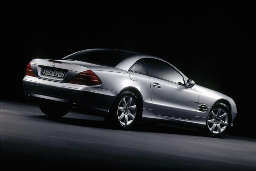 [Photos] Galerie : La Mercedes SL R230 Mbr23011