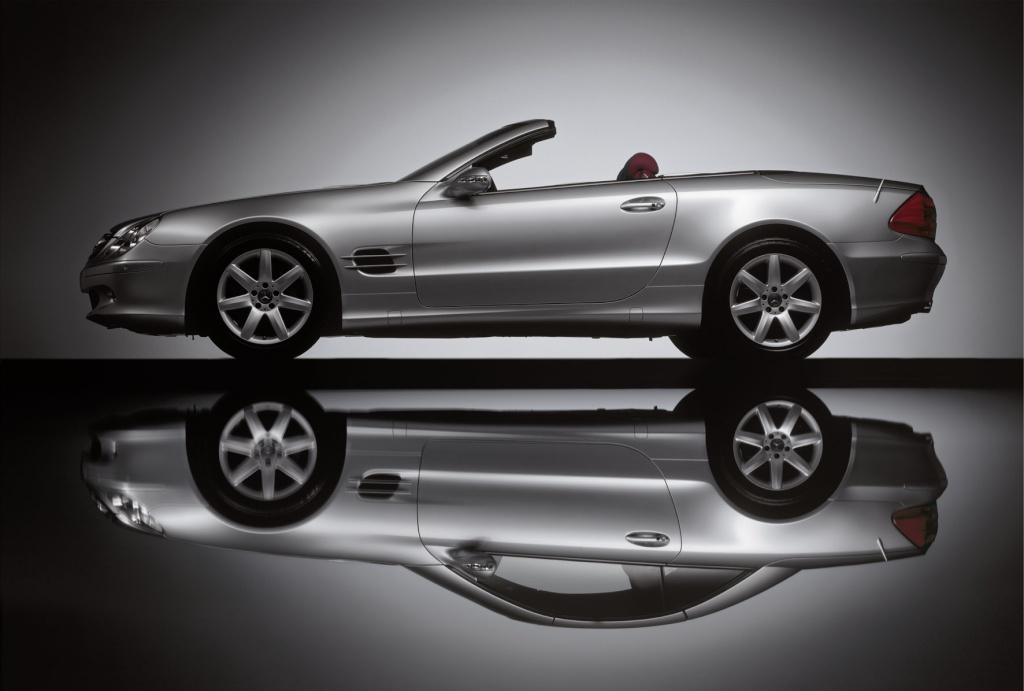 [Photos] Galerie : La Mercedes SL R230 Mbr23012