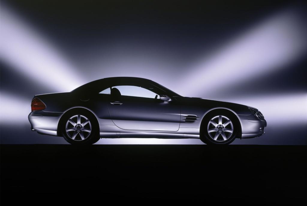 [Photos] Galerie : La Mercedes SL R230 Mbr23013
