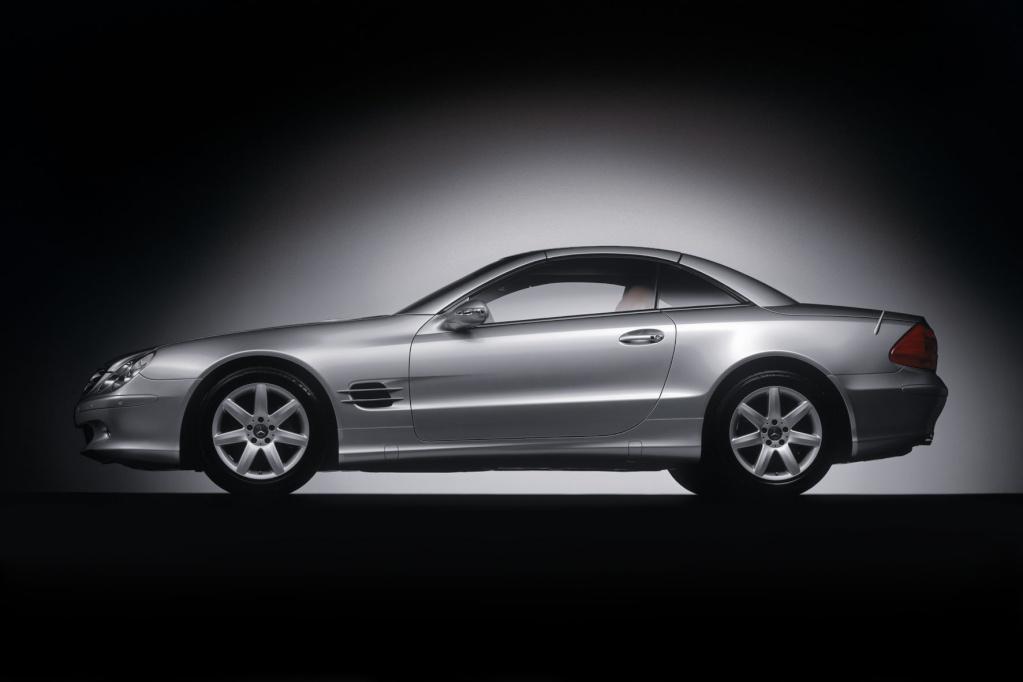 [Photos] Galerie : La Mercedes SL R230 Mbr23015