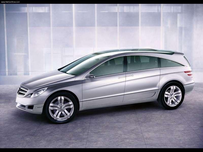La Mercedes Vision GST Concept (2002) Merc1446