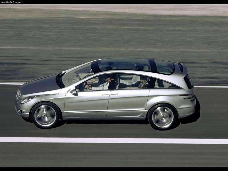 La Mercedes Vision GST Concept (2002) Merc1449