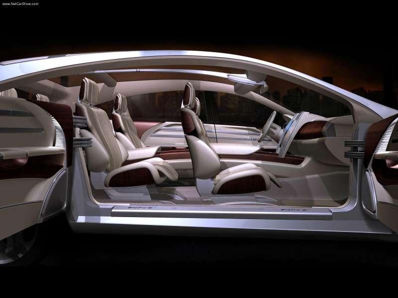 La Mercedes Vision GST Concept (2002) Merc1452