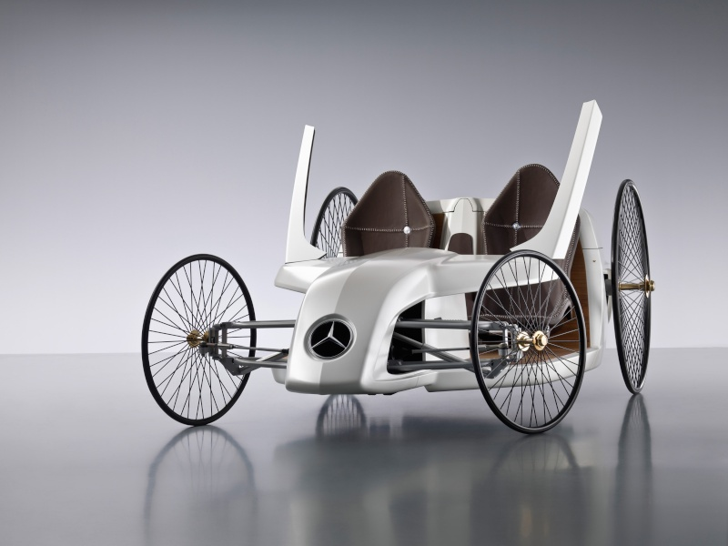 Bertha Ringer Benz Merc1502