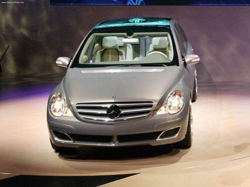 La Mercedes Vision GST Concept (2002) Merc1505