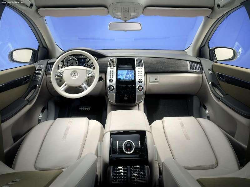 La Mercedes Vision GST Concept (2002) Merc1512