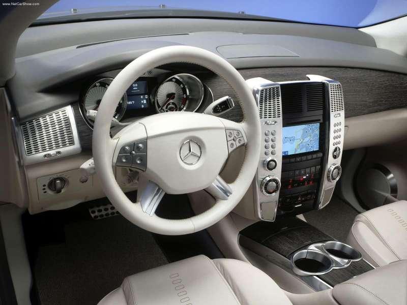 La Mercedes Vision GST Concept (2002) Merc1516