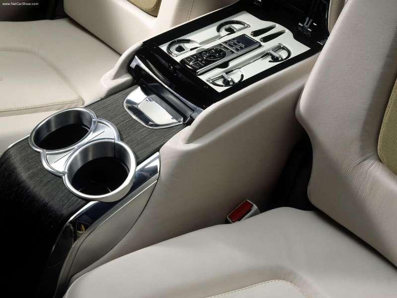 La Mercedes Vision GST Concept (2002) Merc1518