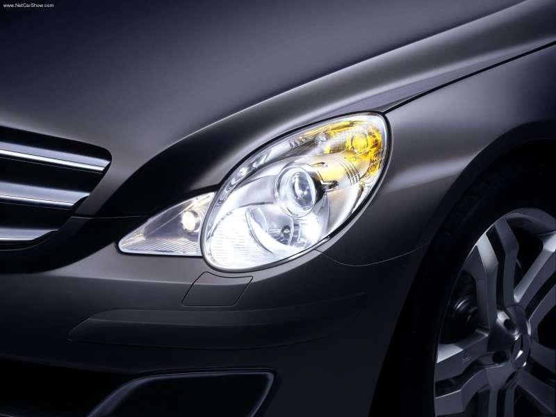 La Mercedes Vision GST Concept (2002) Merc1520